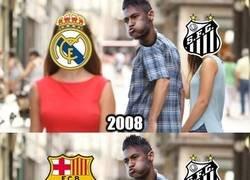 Enlace a Descripción cronológica de todos los amores de Neymar