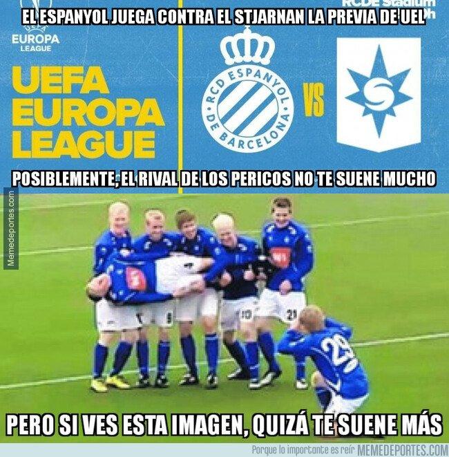 1081928 - El rival del Espanyol es el equipo de las celebraciones míticas