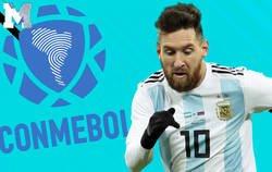Enlace a 8 razones por las que la Conmebol no se quemó mucho con Messi