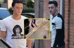 Enlace a Lo más surrealista: Özil fue asaltado en Londres y Kolasinac salió al rescate a hostia limpia