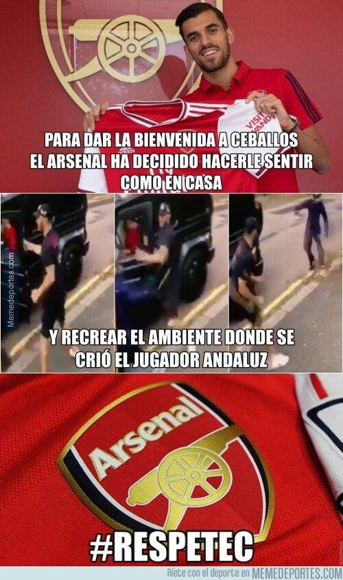 1082030 - Gran detalle del Arsenal