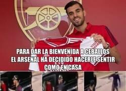Enlace a Gran detalle del Arsenal