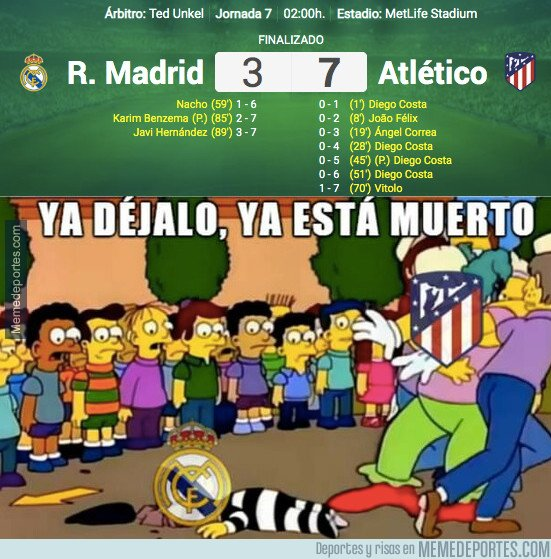 1082112 - Baño del Atleti al Real Madrid