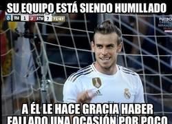 Enlace a Bale ya tiene la mente lejos del Madrid