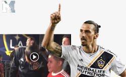 Enlace a La cara de Zlatan que no conocemos: el bonito gesto que tuvo con este niño antes de saltar al campo