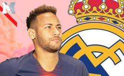 Enlace a El último 'like' de Neymar en instagram que ha puesto en alerta a los madridistas por un posible guiño