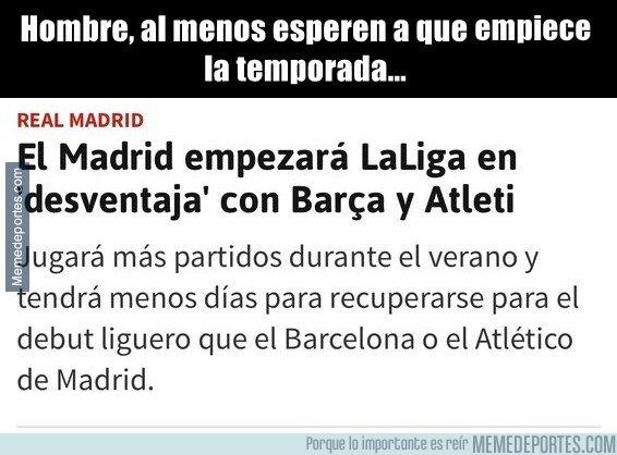 1082341 - Desde Madrid ya empezó la paranoia. Por si acaso...