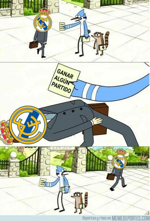 1082376 - El Madrid todavía no sabe lo que es ganar esta pretemporada