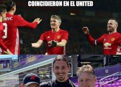 Enlace a Coincidieron en el United y el All-Star de la MLS los vuelve a reunir