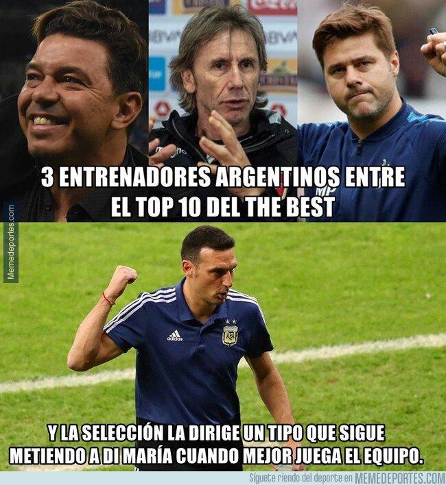 1082403 - Las paradojas de Argentina