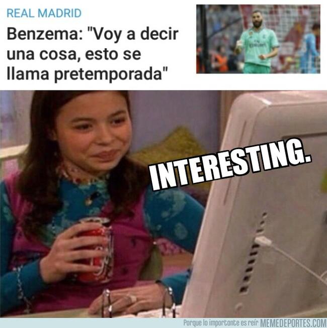 1082437 - Sabias palabras de Karim Benzema