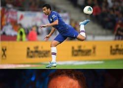 Enlace a Tremendo golazo de Pedro en el amistoso frente al Salzburgo