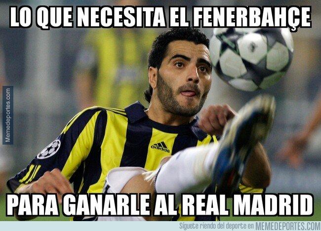 1082454 - Con el Güiza del Fenerbahçe, hubiese acabado 5-6 para los turcos