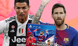 Enlace a Se filtran los 'stats' de Cristiano Ronaldo y Messi en el PES 2020