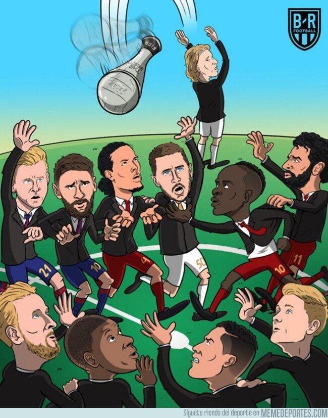 1082518 - ¿Quién sucederá a Modric en el 'The Best'? Por @brfootball