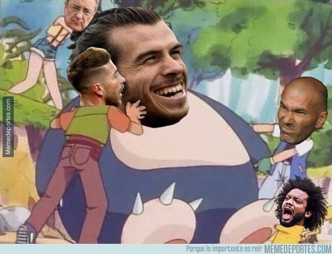1082606 - Lo que cuesta sacar a Bale del Madrid