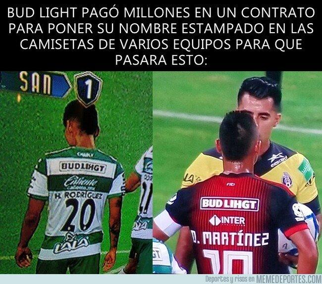 1082689 - En Mexico les esta pasando como en la MLS