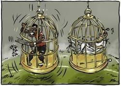 Enlace a La jaula de oro es tan cómoda para unos como incómoda para otros, por @yesnocse