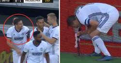 Enlace a Jugador colombiano de la MLS marca un gol y le manda un mensaje a Trump