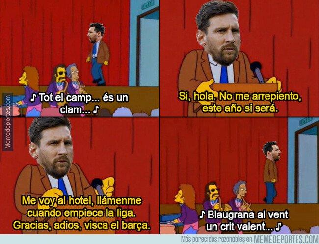1082801 - El breve regreso de Messi en el Gamper y Ciao