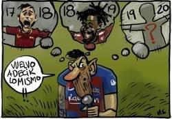 Enlace a ¿Quién será el próximo verdugo de Messi? Por @yesnocse