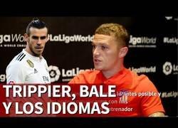 Enlace a La entrevista a Trippier que destroza totalmente a Bale con esta frase