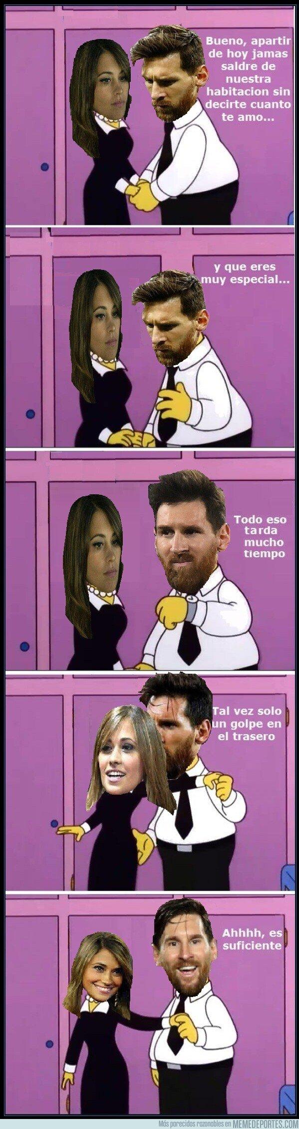 1083062 - Messi siendo todo un galán