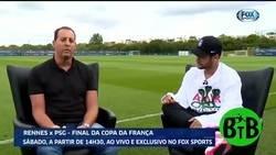 Enlace a Neymar desveló en el mes de abril con qué crack le gustaría jugar y ojo porque se puede cumplir