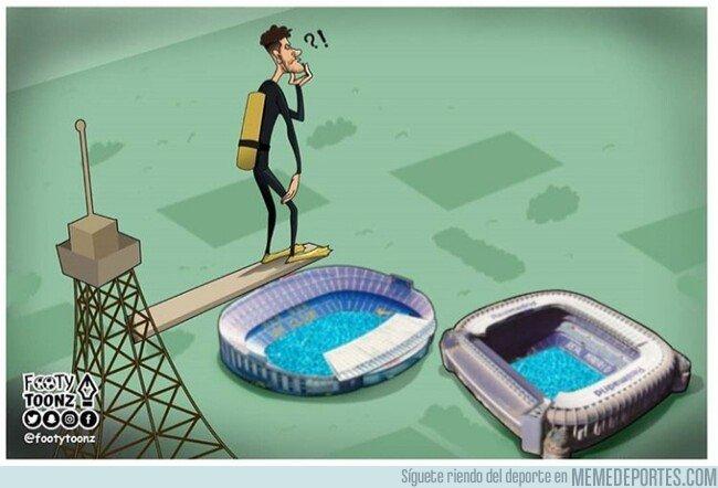 1083142 - ¿Dónde será el próximo piscinazo de Neymar? Por @footytoonz