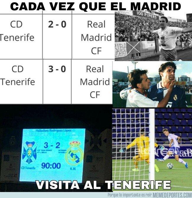 1083195 - Cada vez q el Real Madrid visita al Tenerife