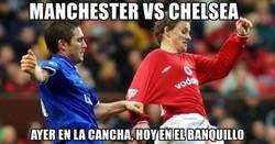 Enlace a Lampard vs Ole. Quien lo hubiera pensado...