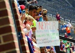 Enlace a Barcelonistas pidiendo la vuelta de Neymar. Quién lo hubiera dicho 2 años atrás
