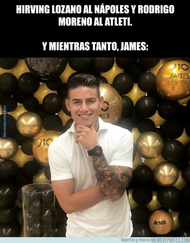 1083334 - ¿Qué pasa con James?