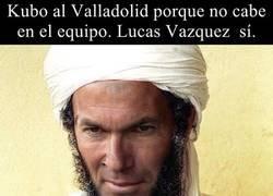 Enlace a La revolución de Zidane
