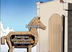 Enlace a La verdad del fichaje de Neymar