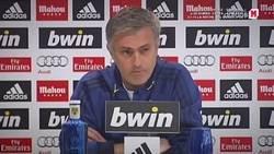 Enlace a La gloriosa rueda de prensa de Mourinho repasando sus éxitos en el Real Madrid