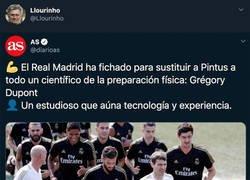 Enlace a Tremendo: el dato demoledor desde que Gregory Dupont es el preparador físico del Real Madrid que preocupa a los madridistas