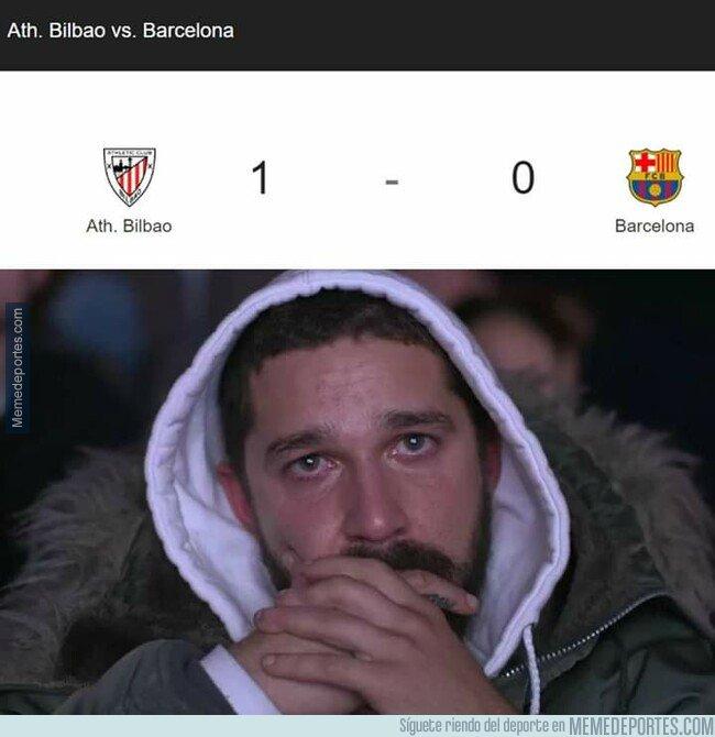 1083584 - Messi, Suárez y esto... mal inicio para los culés