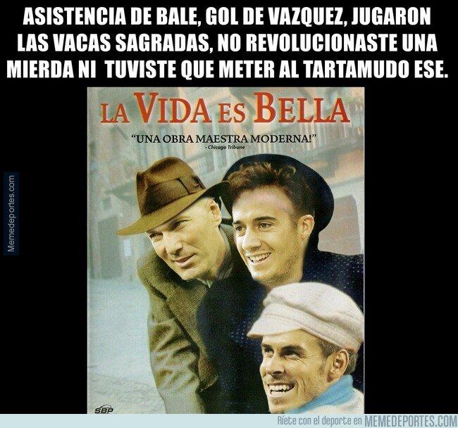 1083715 - Le salió todo a Zidane