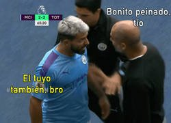 Enlace a Lo que pasó entre Agüero y Guardiola