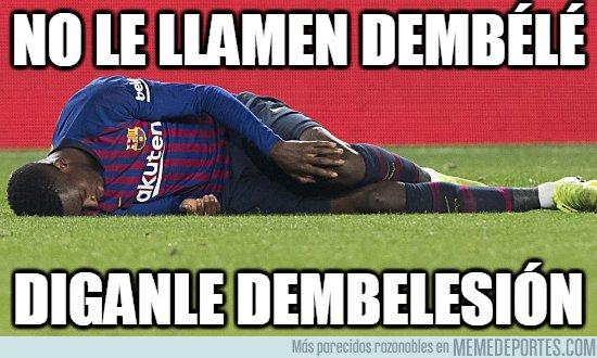 1083893 - No le llamen Dembélé