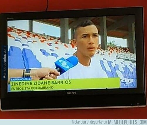 1083901 - Randomdeportes presenta... la ironía de un jugador colombiano