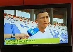Enlace a Randomdeportes presenta... la ironía de un jugador colombiano