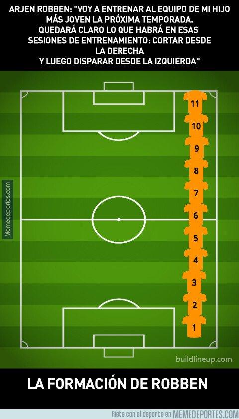 1083914 - Se viene el Robben entrenador