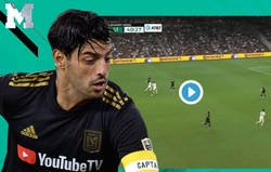 Enlace a El increíble gol maradoniano de Carlos Vela, ¡por favor que esta gente tiene familia!