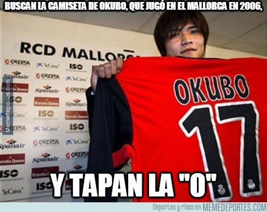 1083993 - ¿Cómo pueden ahorrar los aficionados del Mallorca si no quieren comprar la camiseta de Kubo?