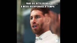 Enlace a Messi apunta a que estará disponible contra el RealBetis