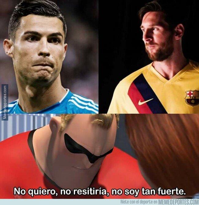1084120 - ¿Has pensado en el momento que Messi y CR7 se retiren del fútbol?
