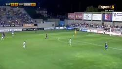Enlace a El maravilloso gol que marcó el FCB Femení en la final de la Copa Catalunya que recuerda al mejor Barça de Pep Guardiola