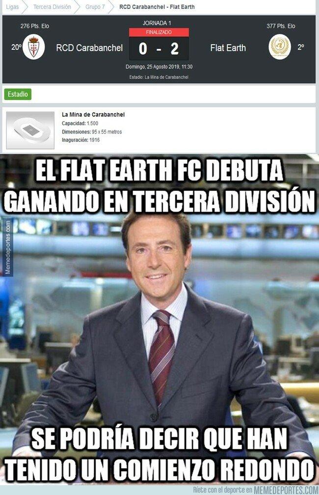 1084192 - El Flat Earth acabará dando la vuelta al mundo